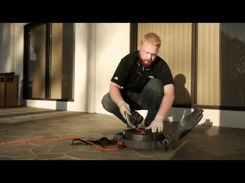 RIDGID SeeSnake microReel Cable Care Video