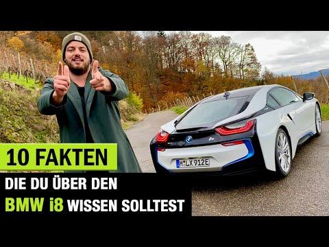 10 Fakten❗️die DU über den (2020) BMW i8 wissen solltest! 🔋🔌 Review | Details | Test | Info | POV.