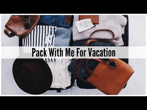 PACK WITH ME | Coachella
