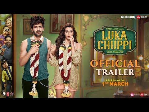 Luka Chuppi Movie Trailer