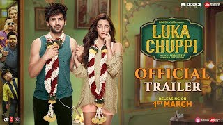 Luka Chuppi - Official Trailer