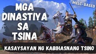 Grade 5 Filipino | MGA DINASTIYANG TSINO: ANU-ANO ANG MGA DINASTIYANG UMUSBONG SA TSINA? (KABIHASNANG TSINO) | Ser Ian's Class