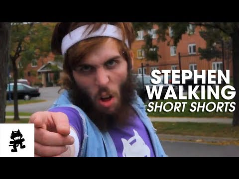 Stephen Walking - Short Shorts [Monstercat Official Video]