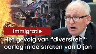 Timmermans: Europe must be diverse! Oorlog in Dijon