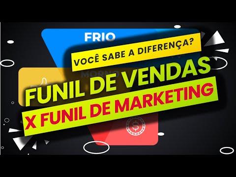 Funil de Vendas do Marketing Digital, Entenda em apenas 12 minutos o que  e Como Funciona