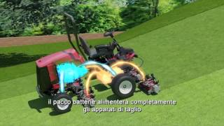 Toro Reelmaster 5010-H Powermatch Feature ( ITA )