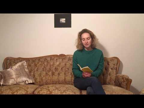 Anwesenheitsnotiz - Anna Klimovitskaya liest Rose Ausländer
