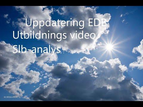 Östra Sveriges Luftvårdsförbund -Uppdatering EDB Februari -19 ÖSLVF video thumbnail.