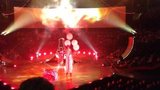Being for the benefit of Mr Kite! (Beatles LOVE Cirque du Soleil)