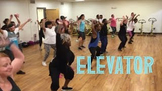 Elevator - Flo Rida feat. Timbaland - I.Robics Dance Fitness
