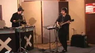 The xx - Infinity (live on KCRW)