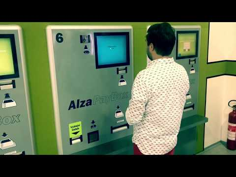 Bitcoin ATM Alza and HD Crypto video