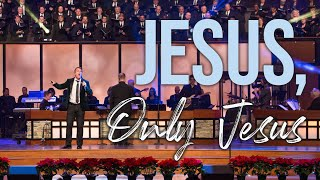 Jesus Only Jesus | Charles Billingsley & Bellevue Baptist Church