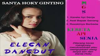SANTA HOKY - KERETA API SENJA - Cip Santa Hoky/Muham S ( Official Artist Channels )