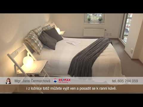 Video z << Prodej bytu 2+kk v osobním vlastnictví 45 m2, Králův Dvůr >>