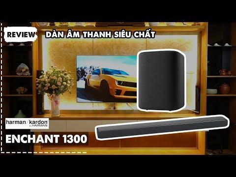 Review Harman Kardon Enchant 1300| Dàn âm thanh siêu chất cho căn hộ