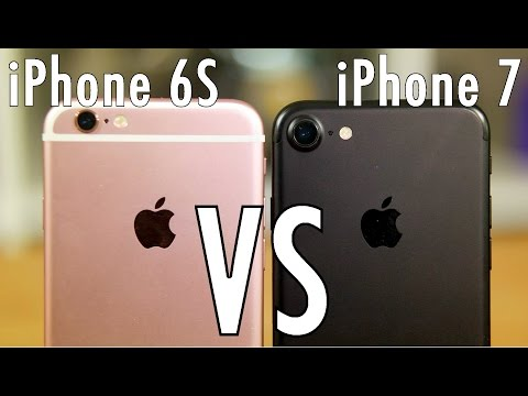 4 Reasons to Upgrade   3 Reasons Against (iPhone 7 Vs iPhone 6s) -  40e7073607