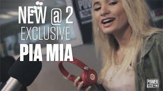Pia Mia On New Single With Chris Brown + Tyga