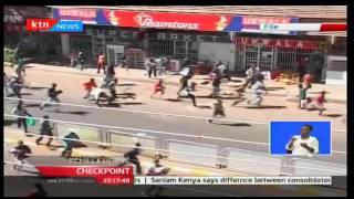 Check Point: Taking a look back at Kenya on this day eight years ago on the verge of destruction