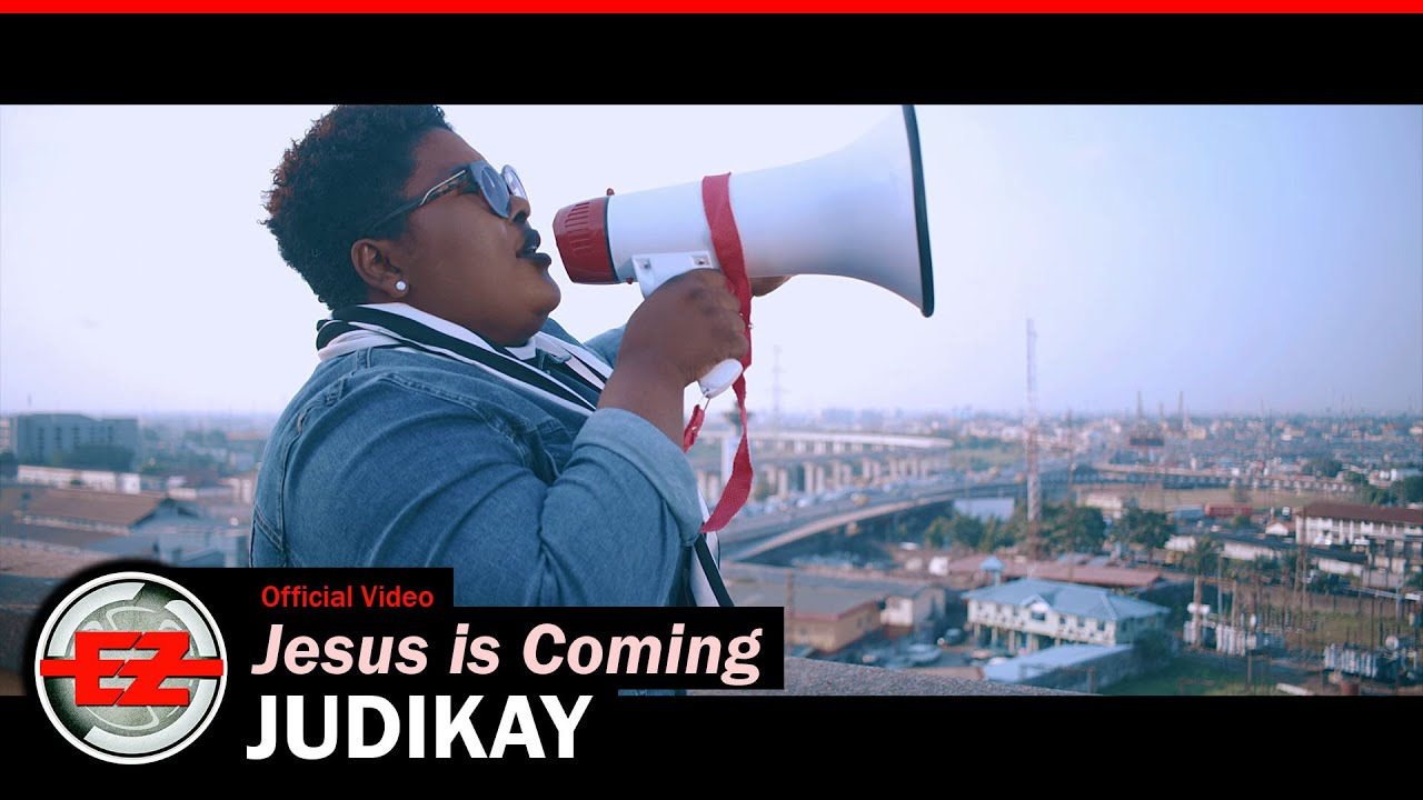 Download: Jesus Is Coming by Judikay [MP3, Video & Lyrics]
