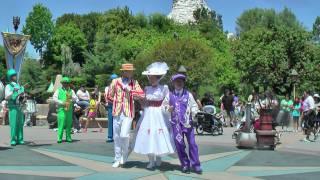Mary Poppins - Lets Go Fly A Kite - Disneyland