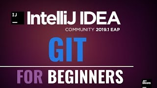 Intellij IDEA Tutorial: GIT usage for beginners