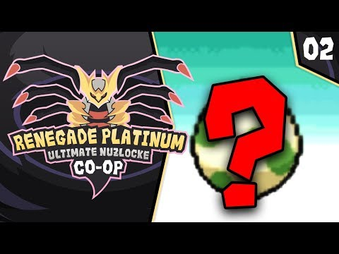 SO MUCH POTENTIAL! | Pokemon Renegade Platinum ULTIMATE NUZLOCKE Co-Op Part 2
