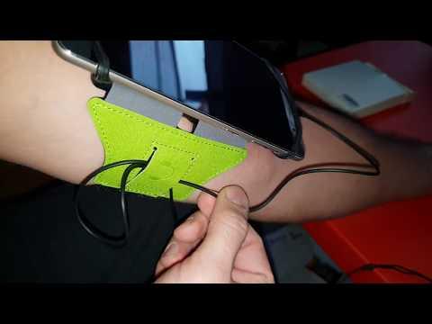 Hände frei beim Sport!!! Sport Armband für Handy Smartphone ideal zum Joggen