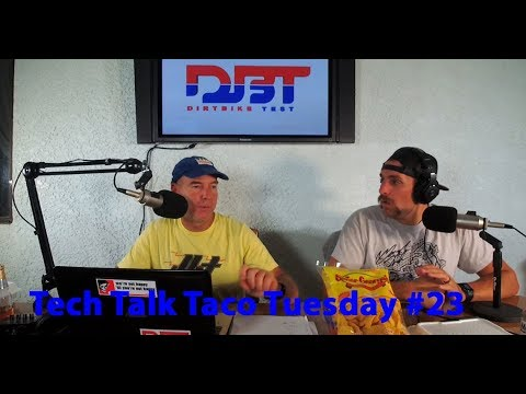 Tech Talk Taco Tuesday #23