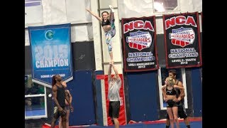 Coed Elite Teaser First Practice 2017 2018