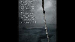 Skyrim:мод на сет оружий