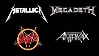 The Big Four (Metallica, Megadeth, Anthrax, Slayer) - Am I Evil