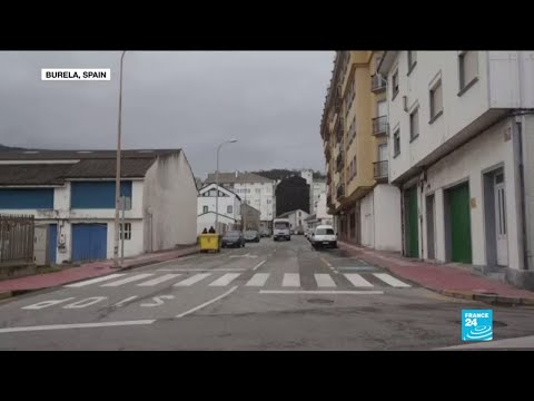 Spain shuts parts of northwest after small-scale outbreaks