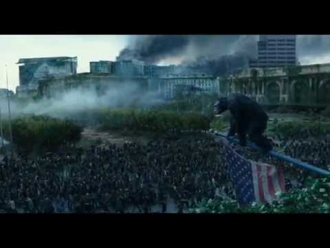 Dawn of the Planet of the Apes (Final International Trailer)