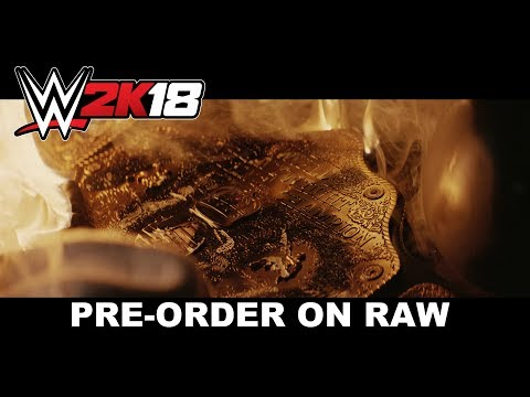 WWE 2K18 Pre-Order on Raw #1 thumbnail