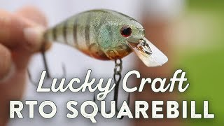 Lucky craft lc 1.5 rt
