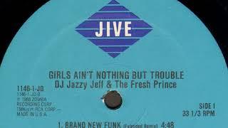 DJ Jazzy Jeff & The Fresh Prince -Brand New Funk (Instrumental)