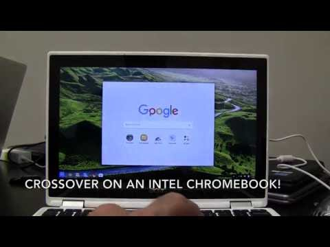 Some Crafty Nerds Got Windows Running On A Chromebook