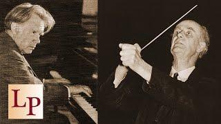 Furtwängler, Edwin Fischer most lively: Brahms Piano Concerto No.2 live 1942.Special transfer