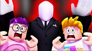 Can You Beat This Scary ROBLOX GAME!? (SLENDERMAN)
