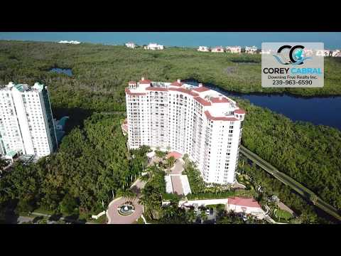 Montenero at Pelican Bay in Naples, Florida fly over video