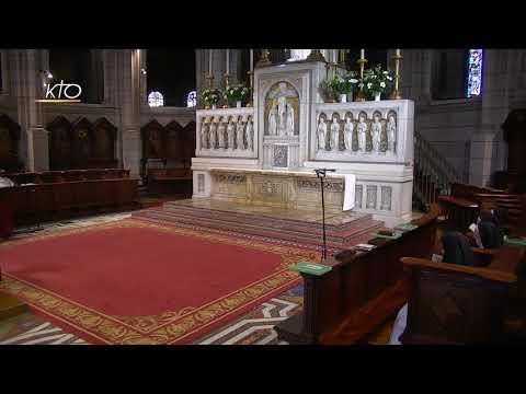 Prière du Milieu du jour du 31 juillet 2021 des Bénédictines du Sacré-Coeur de Montmartre