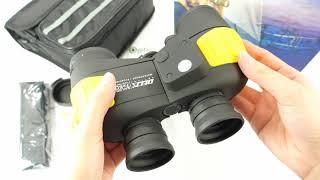 Delta Optical Sailor 7x50 Binoculars review