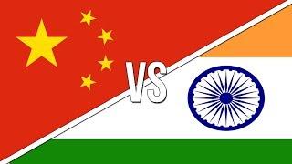 🇮🇳 Indian National Anthem vs. 🇨🇳 Chinese National Anthem!