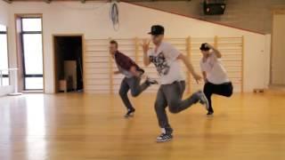 Danse - Répète
