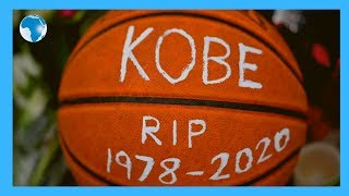NBA teams turn creative to honour Kobe Bryant - VIDEO