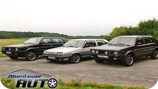 VW Golf Country - Abenteuer Auto
