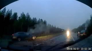 ДТП Архангельск - Северодвинск