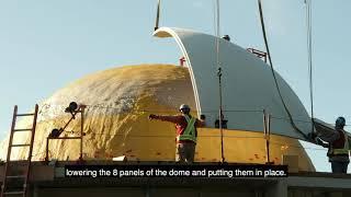 Reviving the Queen Elizabeth II Planetarium