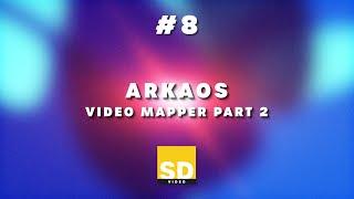 Partie 2 | La suite du VideoMapper d'ArKaos.